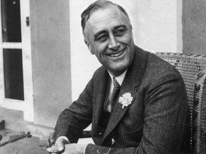 Roosevelt programma ecologico