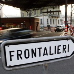 Felicità è lavorare in Svizzera ma scegliere di vivere in Italia