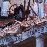 Dieci anni fa l'allarme e le macerie: con Magnitudo Carlo Grande ci fa rivivere il dramma del terremoto dell'Aquila