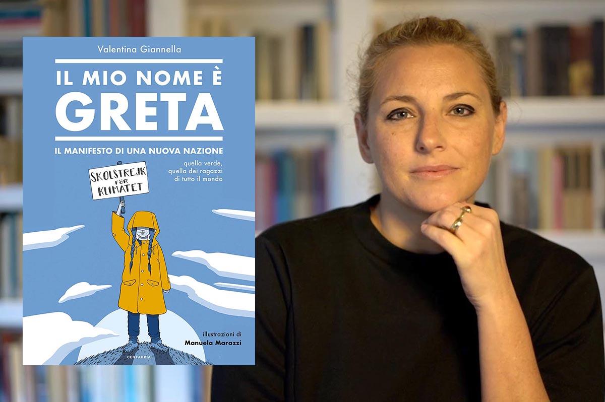 """Da Stoccolma a Hong Kong alla Romagna <br />un solo monito: <i>""""Salviamo la Terra""""</i>. <br />E un libro utile di mia figlia per capire come"""