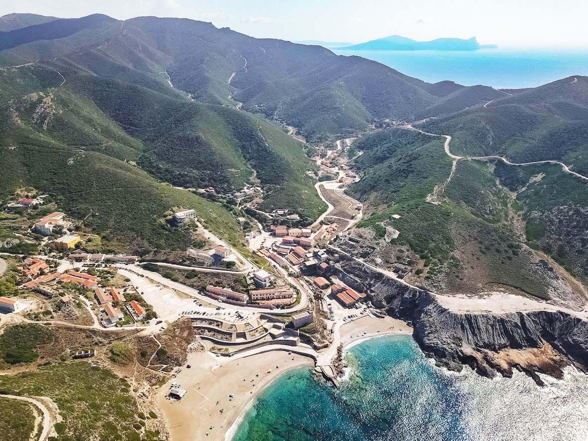 In Sardegna apre MAR, <br />Miniera Argentiera, <br />il primo museo minerario <br />in realtà aumentata