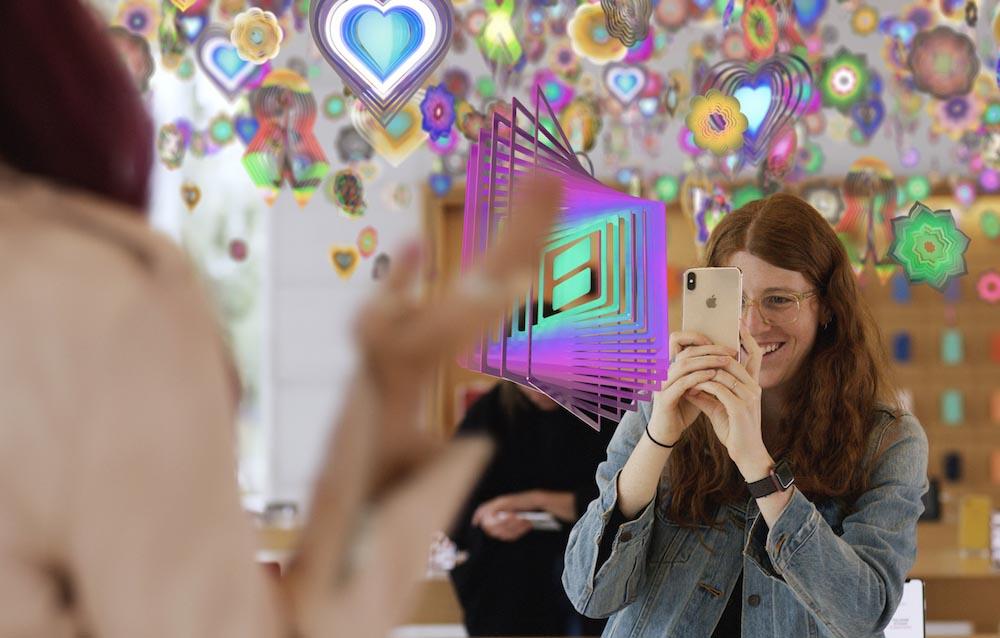 Qui New York: i musei lanciano <br />le passeggiate d'arte <br />in realtà aumentata. E mettono <br />online i loro capolavori