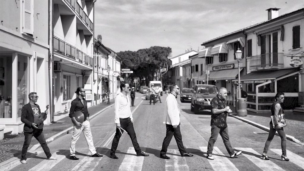 Abbey Road a Cesenatico