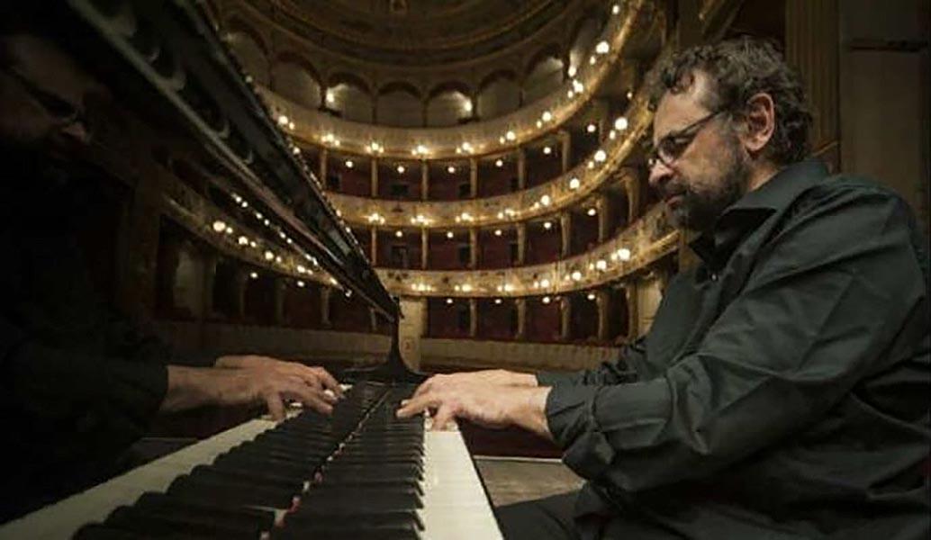 Nella casa della musica dei lager <br />sbarca anche l'arte <br />della Shoah: a Barletta il sogno <br />di un pianista si fa storia