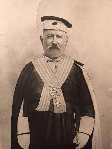 Giovanni Carattoni, capitano reggente a San Marino alla fine dell'Ottocento