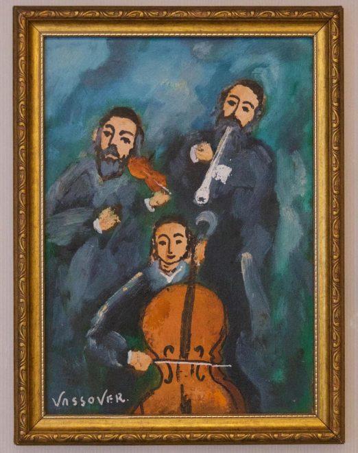 Jacob Vassover - Musicisti Klezmer