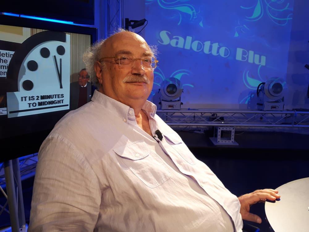 "Lo scrittore Giannella a <em>Salotto blu</em>: <br />""La Romagna deve puntare sul sapere"""