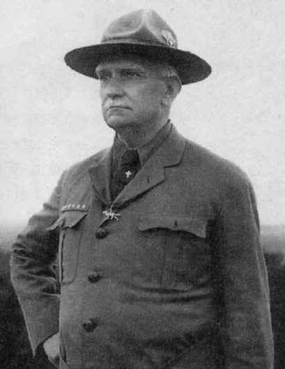 Mario Gabrielli di Carpegna - scoutismo