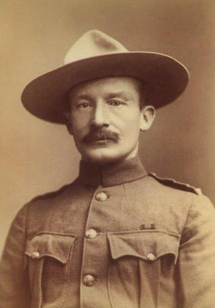 Robert Baden-Powell fondatore Scoutismo