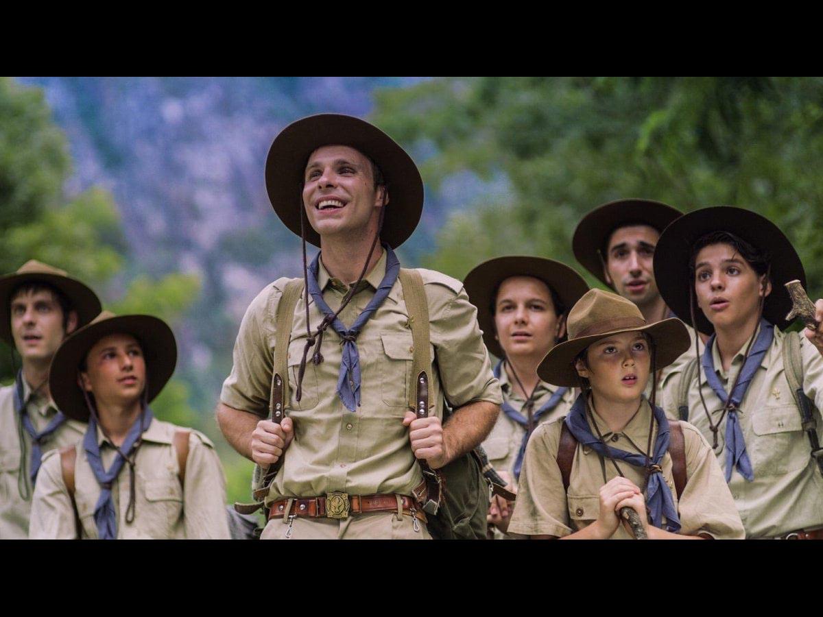 <em>Aquile Randagie</em>, <br />il film sul mondo <br />degli scout <br />e la Resistenza