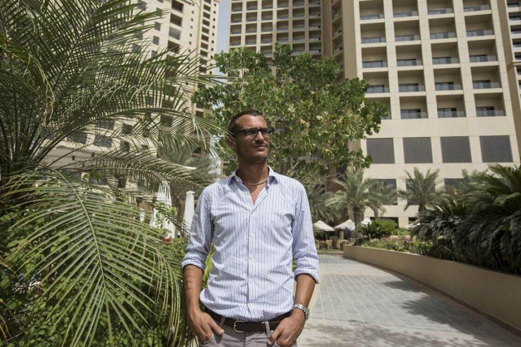 Italiani a Dubai
