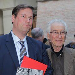 Raffaello e gli amici di Urbino: intervista (e saluto) al direttore di Palazzo Ducale di Urbino, Peter Aufreiter