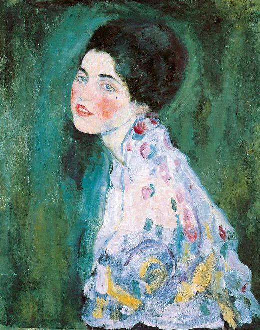 Ritratto di signora - Gustav Klimt