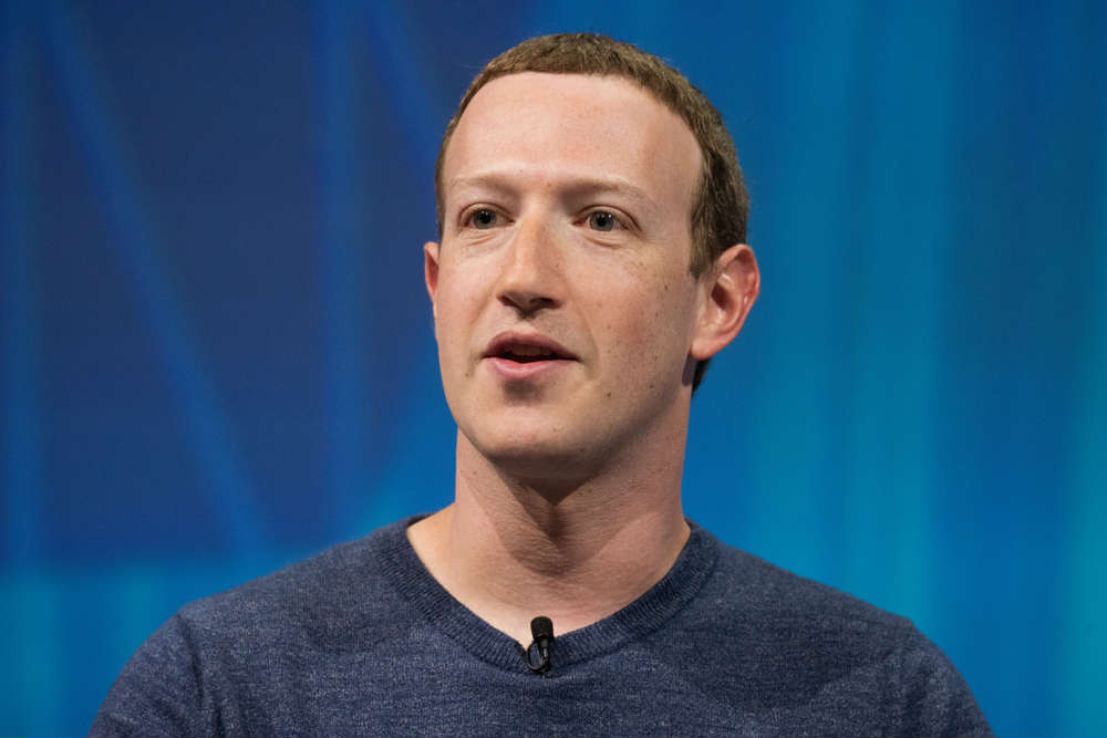Mark Zuckerberg, ideatore di Libra