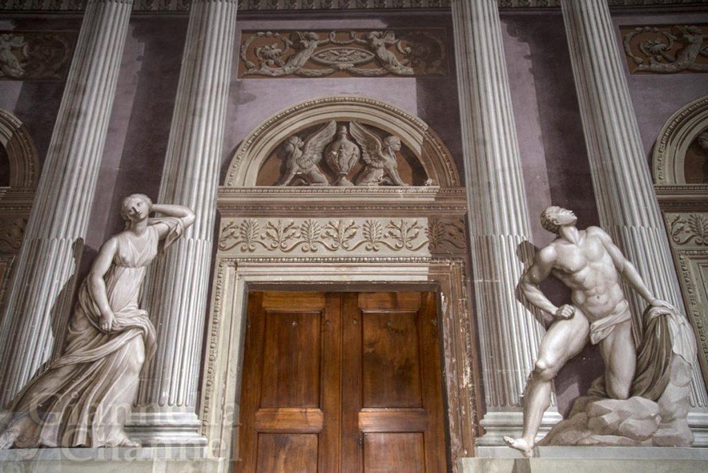 Interno-del-castello-di-Govone-opera-di-Luigi-Vacca