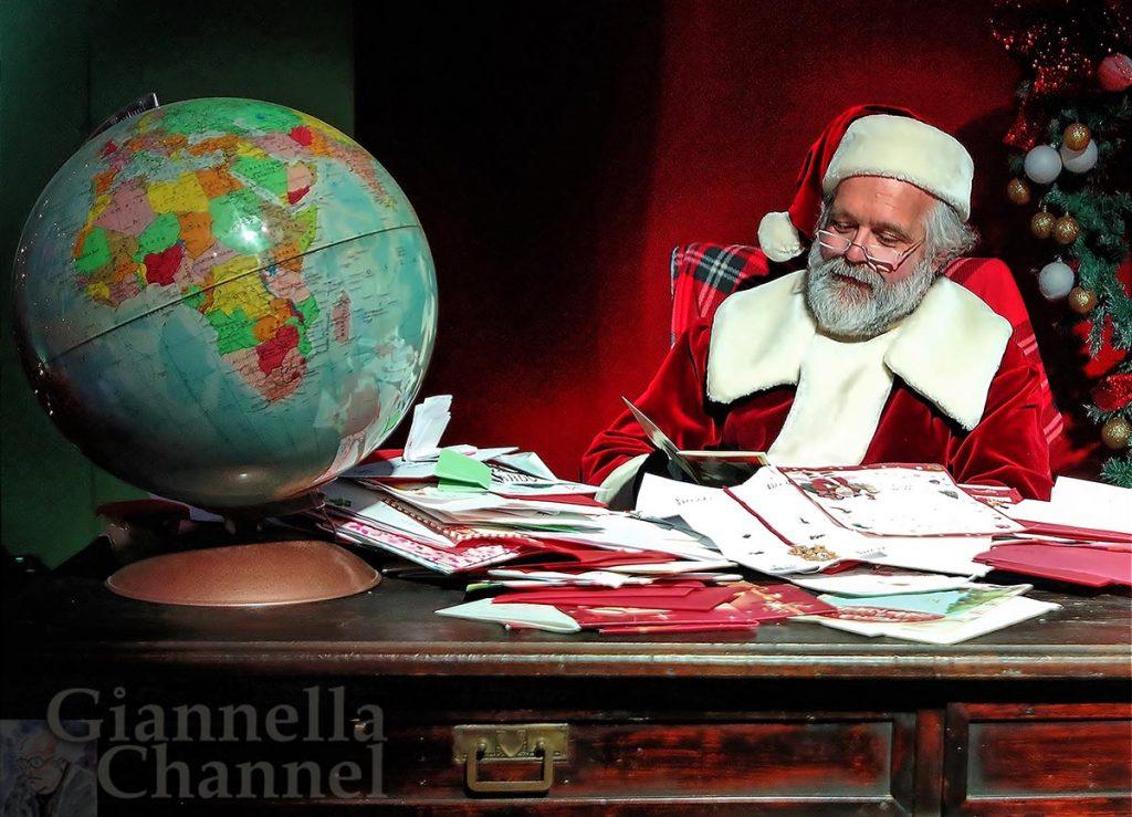 Govone. Casa Babbo Natale