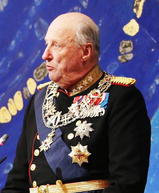 Harald V re di Norvegia