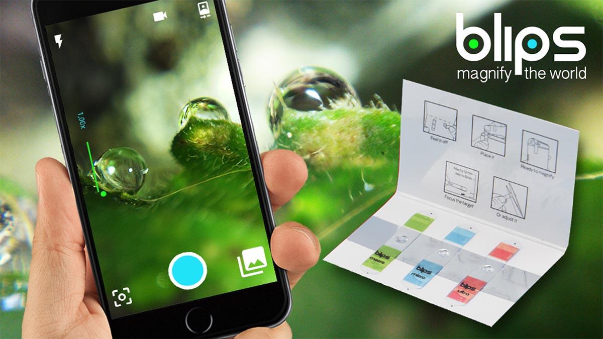 Così lo smartphone <br />stanerà i batteri <br />in frutta, verdura <br />o in una ferita