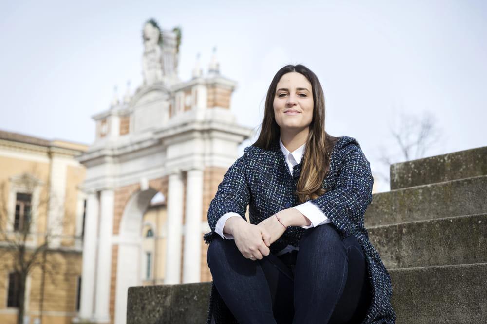 Alice Parma - Sindaco Santarcangelo