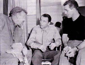 Pete Candoli con Frank Sinatra