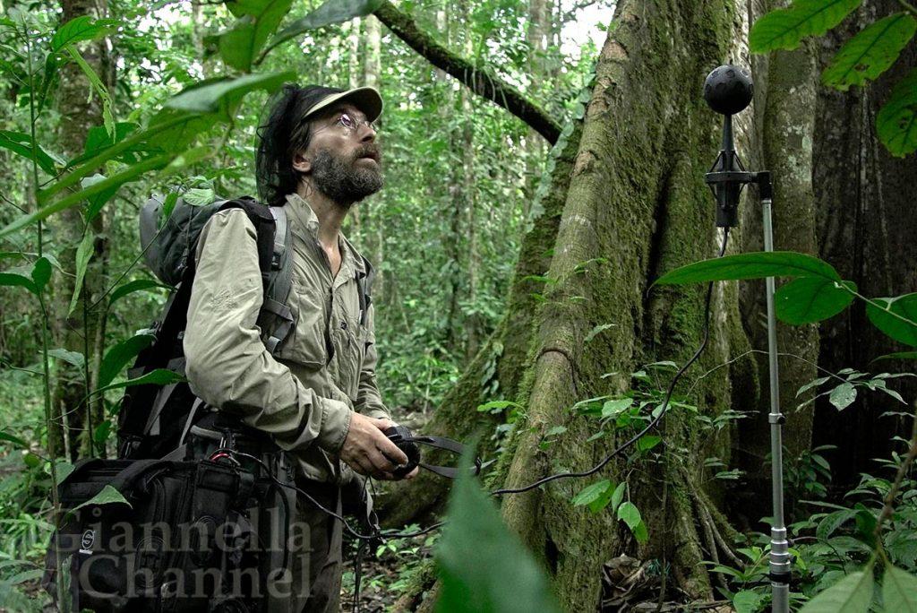 David Monacchi - Suoni natura Ecuador