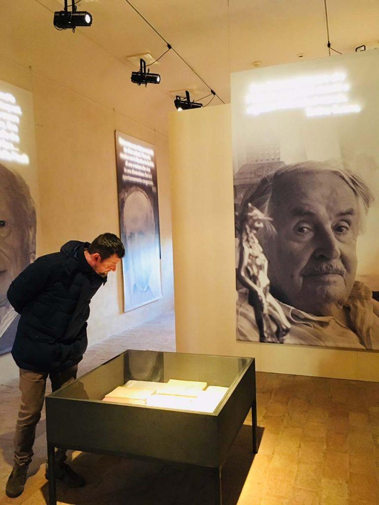 Mostra Castel Sismondo - Tonino Guerra