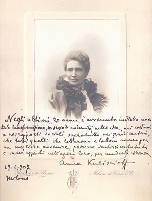 Anna-Kuliscioff