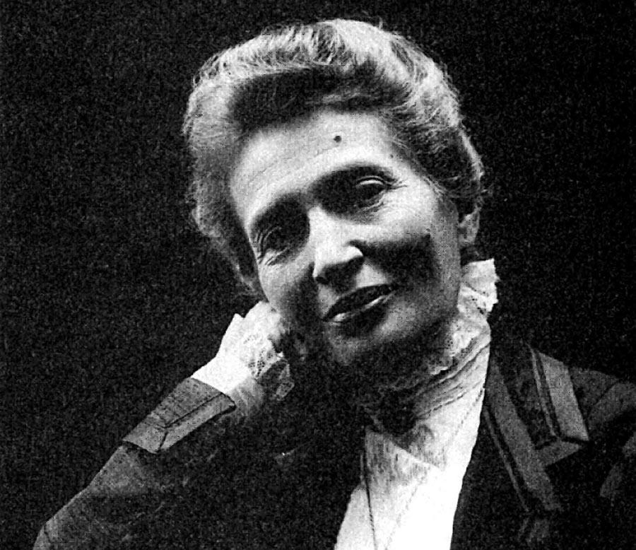 Onore ad Anna, <br />signora del socialismo <br />che migliorò l'Italia