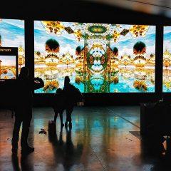A Malpensa si vola con l'arte digitale nella storia di Milano