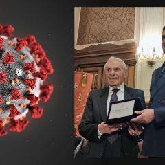 """Nicola Simonetti con un libro ci aiuta a """"capire, come difendersi"""" dal coronavirus"""