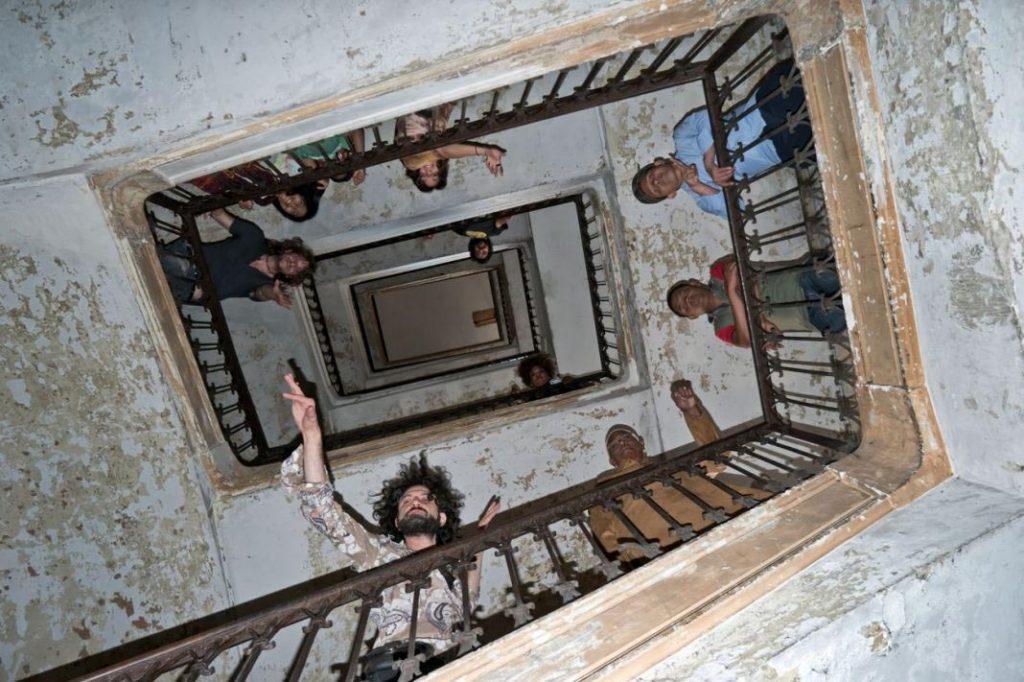 condominio-museo viadellafucina16 a Torino
