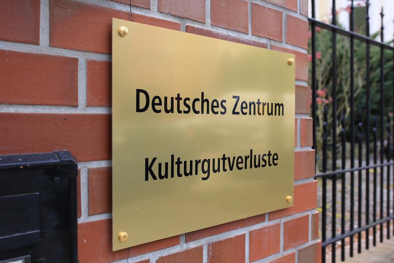 Apre a Berlino un Help Desk <br />per il recupero delle opere d'arte <br />trafugate durante il nazismo