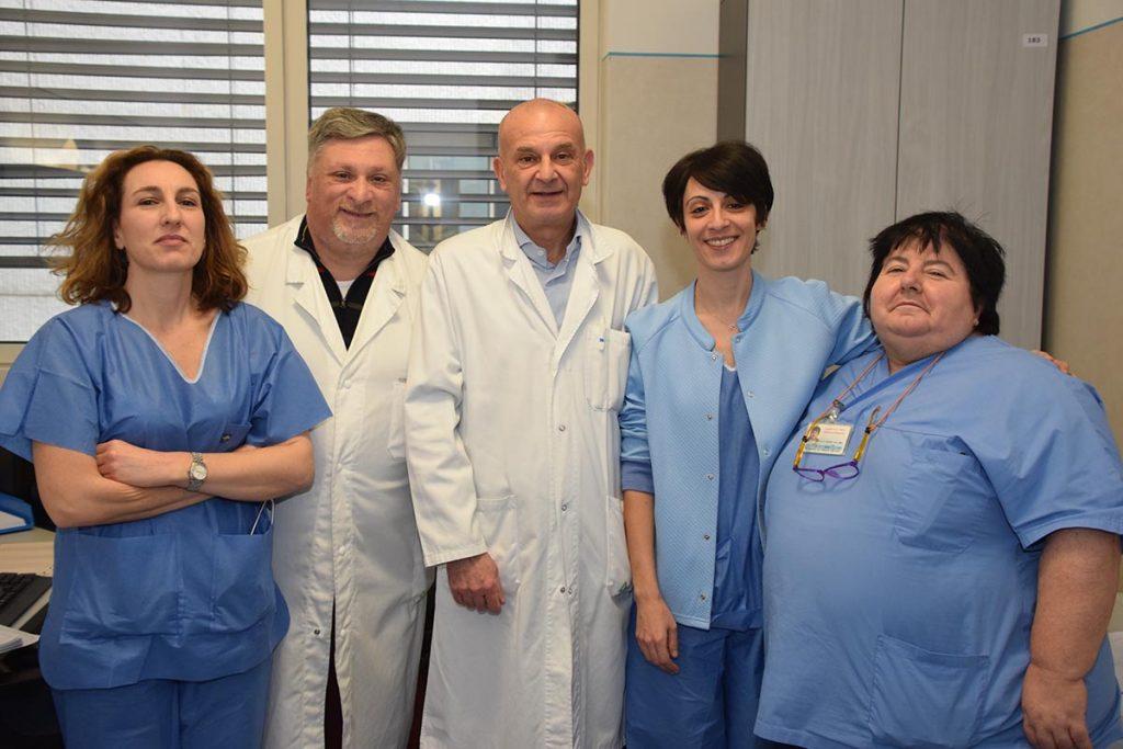 Morgagni-Pierantoni - Dott Franco Stella e team Chirurgia toracica