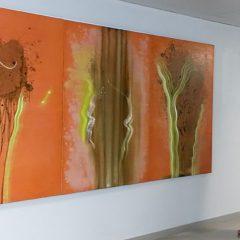 """""""Dono i miei quadri agli ospedali, così sostengo la sanità pubblica"""""""