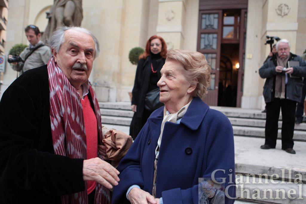 Tonino Guerra e la coraggiosa pasticcera Maria Antonietta Bronzato