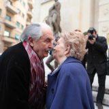 Tonino Guerra 100: stop agli eventi ma non ai ricordi: 3) il giorno che disse grazie, dopo 66 anni, a un angelo di Verona