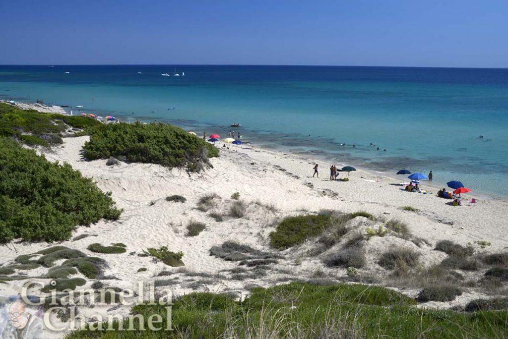 Le dune a Campomarino