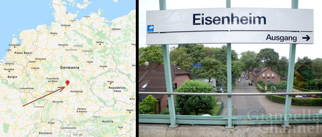 Eisenheim, Germania