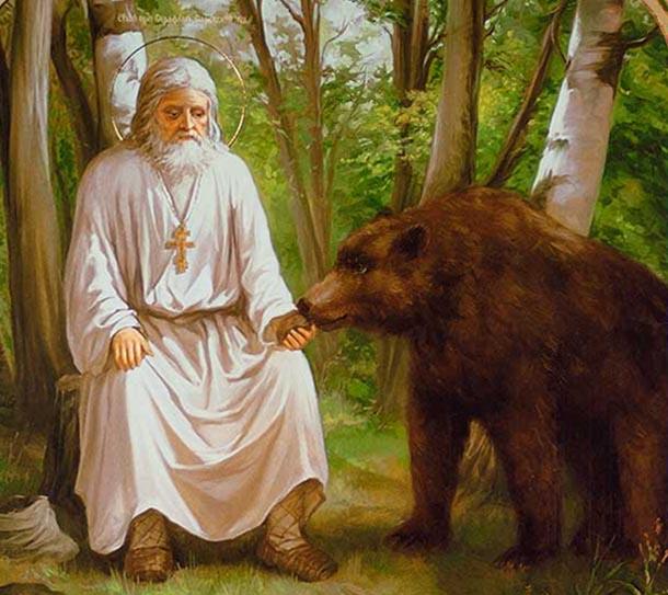 Tonino Guerra 100: stop agli eventi ma non ai ricordi: 10) il giorno in cui mi parlò di Serafim, il santo che dava miele agli orsi