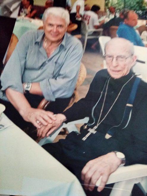 Medri con cardinale Ersilio Tonini
