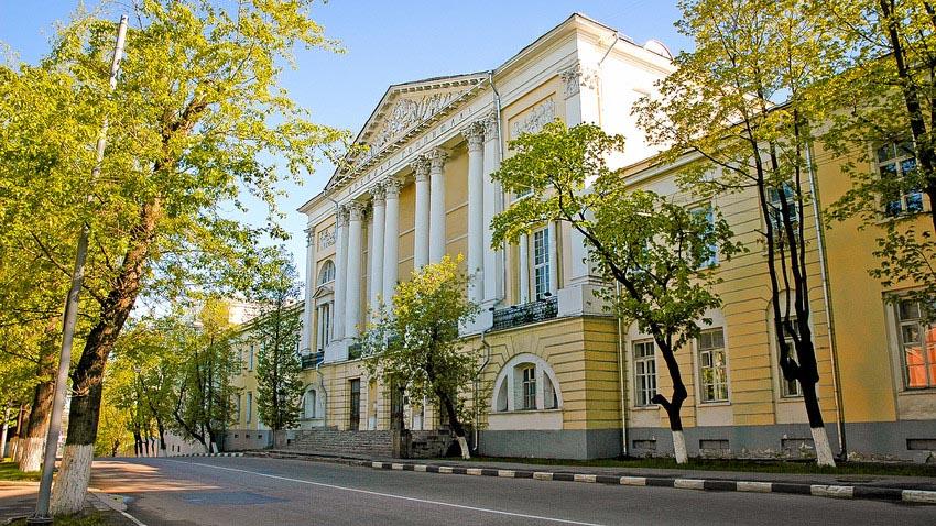 ospedale-Burdenko-Mosca