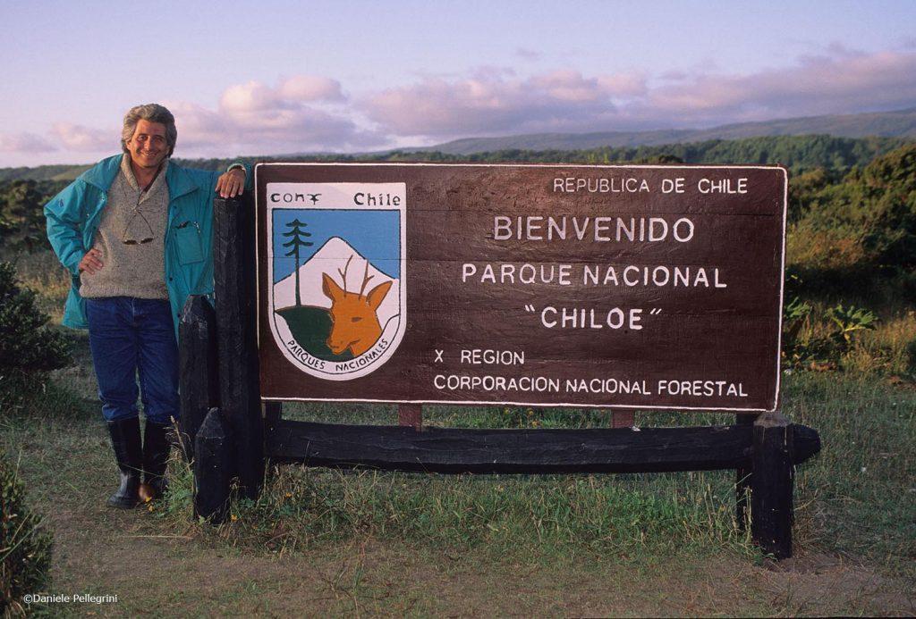 Chiloé, Cile. Parco Nazionale di Chiloé. Raul Morales