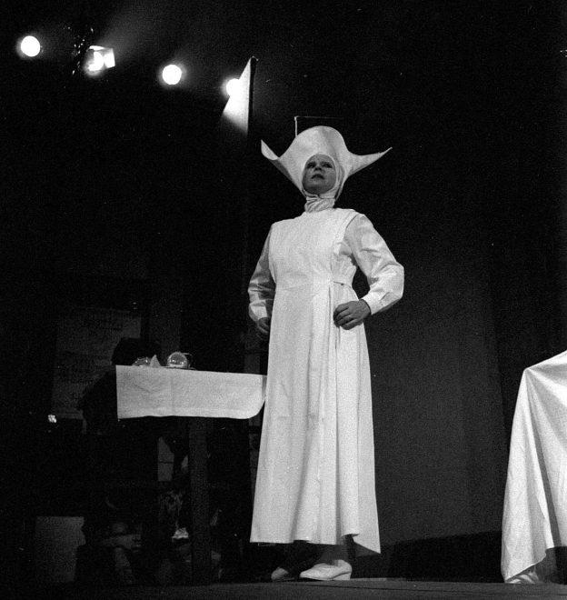 1975 - Franca Rame, Fanfani Rapito