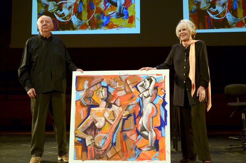 2012 - Dario Fo e Franca Rame - 'Picasso Desnudo'