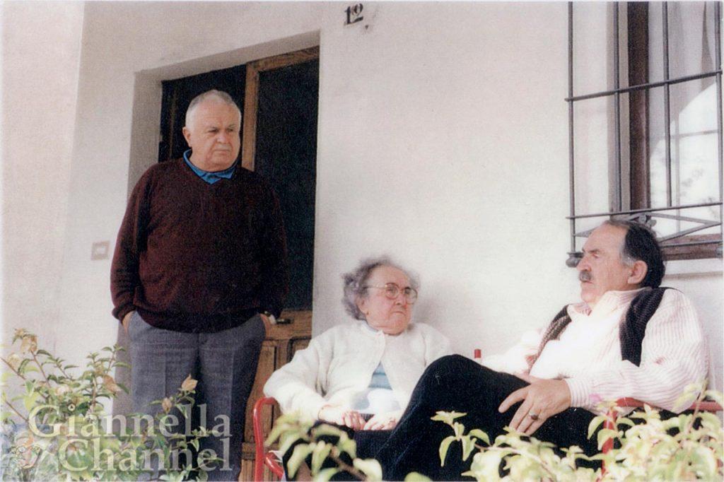 Dino, Maria e Tonino Guerra