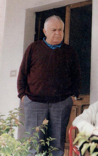 Dino Guerra, fratello di Tonino