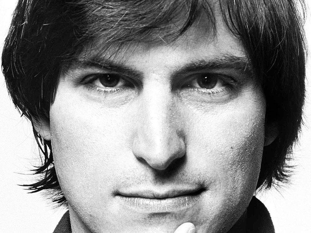 Steve Jobs giovane