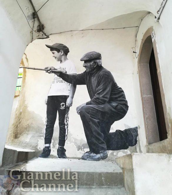 Street Art Puglia - Sant'Agata di Puglia - Alessandro Tricarico