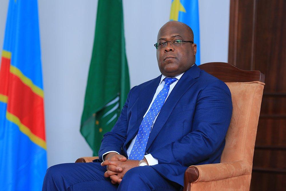 Félix Antoine Tshilombo Tshisekedi, presidente della Repubblica Democratica del Congo