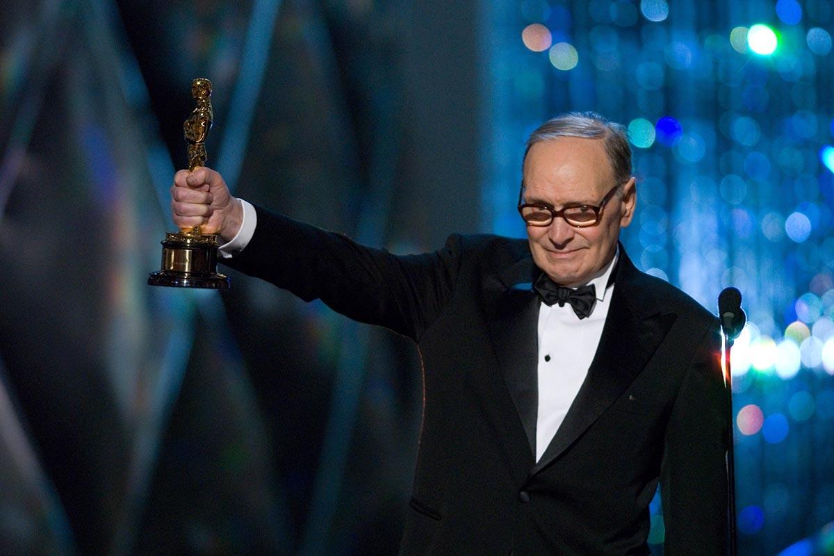 """Quando Ennio Morricone scelse <br />il trombettiere maestro di mio padre <br />per il film <em>""""Per un pugno di dollari""""</em>"""
